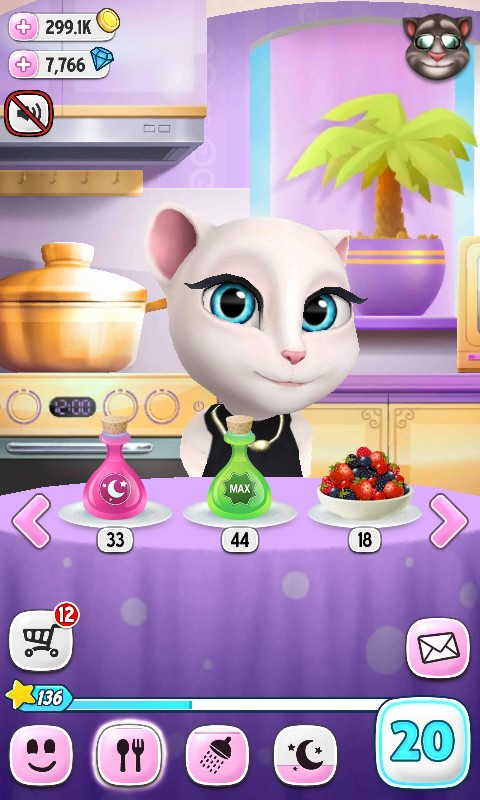 Скачать talking angela на компьютер